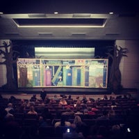 Photo taken at Theatre @ St. Charles Community College by Randy D. on 3/22/2014