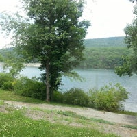 Photo taken at Rocky Gap State Park by Kirsten E. on 6/23/2013