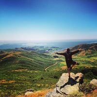 Photo taken at Marin Headlands by Josiah R. on 5/14/2013