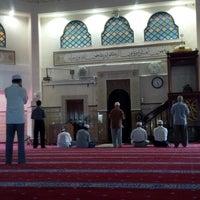 Photo taken at Masjid Saidina Umar Al-Khattab by raz on 11/11/2013