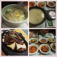 Photo taken at Evergreen Restaurant by Hau T. on 1/22/2013