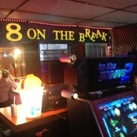 Photo taken at 8 On The Break by Sean G. on 8/5/2013