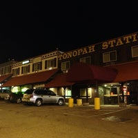 Photo taken at Tonopah Station by Sean G. on 6/14/2013