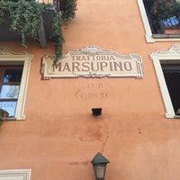 Photo taken at Trattoria Marsupino by Eli C. on 10/31/2014