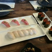Photo taken at Kaizen Fusion Roll & Sushi by Julio S. on 5/14/2017