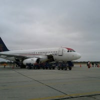 Photo taken at Aeropuerto Internacional Capitán FAP Guillermo Concha Iberico (PIU) by Nick B. on 9/21/2012