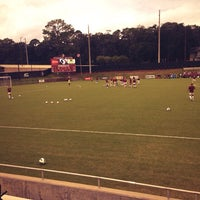 Photo taken at The Seminole Soccer Complex by Doug K. on 8/23/2013