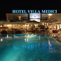 Photo taken at Hotel Villa Medici Rocca San Giovanni by Andrea C. on 7/20/2013