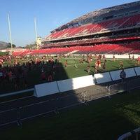 Photo taken at TD Place Stadium by Joseph L. on 8/24/2014
