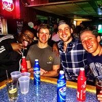 Photo taken at Sharkies Bar & Thrifty Bottle Shop by Ryan W. on 10/25/2014