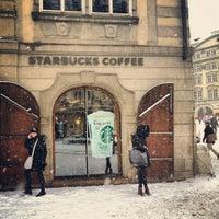 Photo taken at Starbucks by Danila B. on 2/23/2013