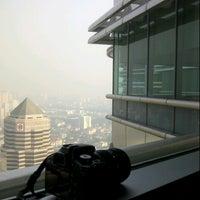 Photo taken at Malaysian Petroleum Club Restaurant by Thief o. on 11/22/2012