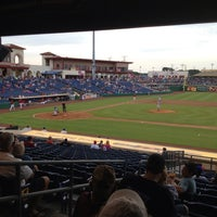 Photo taken at Spectrum Field by Syd H. on 6/11/2013