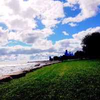 Photo taken at Lake Michigan Steps by Alicia J. on 9/30/2015