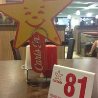 Photo taken at Carl's Jr. by Elisa S. on 5/6/2013