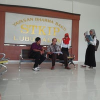 Photo taken at STKIP YDB Lubuk Alung by firmans c. on 1/24/2014