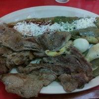 Photo taken at Huarache Inn by Juan Carlos G. on 3/12/2013