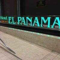 Photo taken at Hotel El Panamá by Alejandro L. on 4/2/2013
