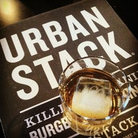 Photo taken at Urban Stack by Matt on 3/27/2013