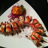 Photo taken at Japánika Sushi Bar & Teppanyaki by Adriana D. on 7/25/2013