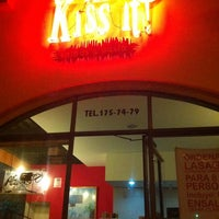 Photo taken at Kiss It! Restaurant by Perla C. on 1/4/2013
