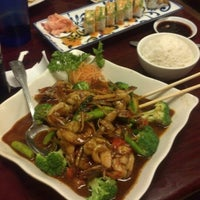 Photo taken at Thai Pepper by Eric A. on 1/26/2013