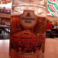 Photo taken at Wilhelmers Schwabenwelt by Juliana L. on 10/6/2014
