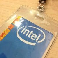 Photo taken at Intel - Jones Farm Campus by John B. on 12/19/2012