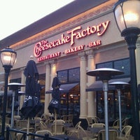Photo taken at Cheesecake Factory by Manuel I. on 10/28/2012