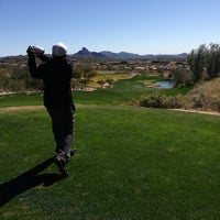 Photo taken at Eagle Mountain Golf Club by Sachin M. on 3/2/2013