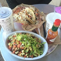 Photo taken at Chipotle Mexican Grill by Farzad M. on 10/11/2016