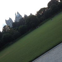 Photo taken at Piedmont Park Active Oval by Desmond H. on 9/8/2013