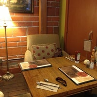 Photo taken at Calico Cupboard Old Town Cafe and Bakery by Jodi-Kim on 11/10/2012