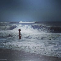 Photo taken at Fire Island Beaches by Michael R. on 12/30/2012