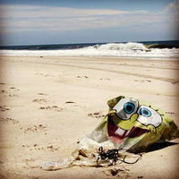 Photo taken at Fire Island Beaches by Michael R. on 1/11/2013