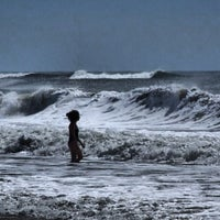 Photo taken at Fire Island Beaches by Michael R. on 5/9/2013