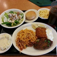 Photo taken at Luby's by Robert R. on 11/17/2012