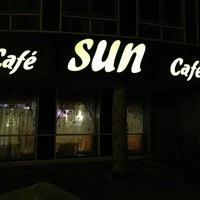 Photo taken at Sun caffe by 🔞 on 3/30/2013
