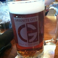 Photo taken at Granite City Food & Brewery by Chris G. on 5/23/2013