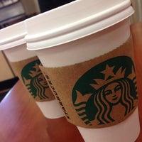 Photo taken at Starbucks by Mikihiro S. on 1/18/2014
