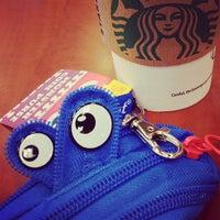 Photo taken at Starbucks by Mikihiro S. on 8/10/2013