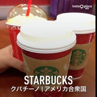 Photo taken at Starbucks by Mikihiro S. on 1/5/2014