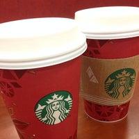 Photo taken at Starbucks by Mikihiro S. on 11/3/2013
