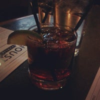 Photo taken at Houston's Pub by Justin H. on 12/14/2012