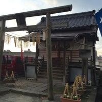 Photo taken at 大國主神社 (大国主神社・善光寺七福神 大黒天) by Massara Nati …. on 11/22/2015
