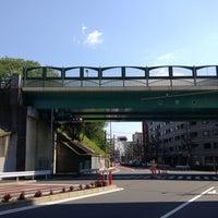 Снимок сделан в 青山陸橋 пользователем まさ・なち 4/22/2013