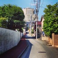 Photo taken at なそい坂 by Massara Nati …. on 8/5/2013