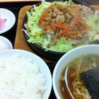 Foto tomada en 大盛軒 por まさ・なち el 11/2/2012