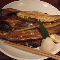Photo taken at 鶏と魚が旨い店 Uo 魚 西船橋店 by まさ・なち リ. on 10/19/2016