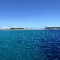 Photo taken at Ulong Island by Massara Nati …. on 4/7/2014